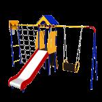 Игровые комплексы для дачи и частного дома
