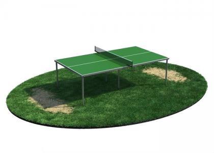 Антивандальный теннисный стол СВС-57