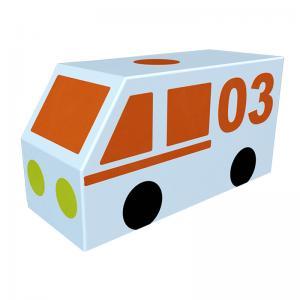 Контурная игрушка «Машина скорой помощи» ДМФ-МК-01.23.04