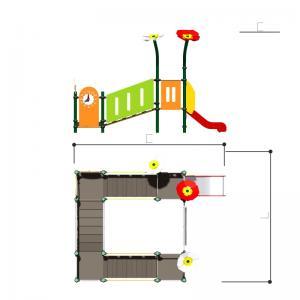 Игровой комплекс Romana 104.10.02