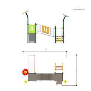 Игровой комплекс Romana 104.18.01