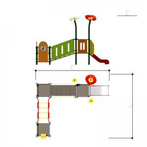 Игровой комплекс Romana 104.09.01