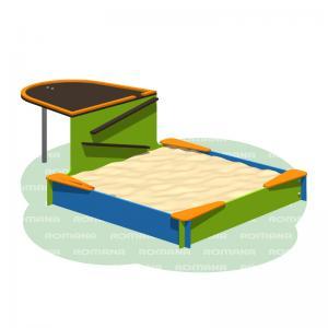 Песочница-столик Romana 109.37.00-01