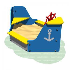 Песочница Лодка Romana 111.04.00