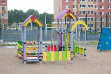 Песочный дворик с горкой Romana 109.06.00