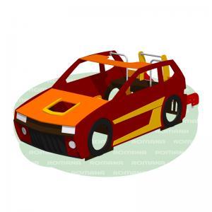 Авто с горкой Romana 111.37.00
