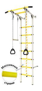 Шведская стенка DSK (с массажными ступенями)