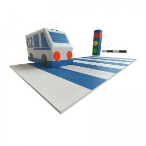 Мягкий игровой комплекс «Грамотный пешеход» ДМФ-МК-08.96.03