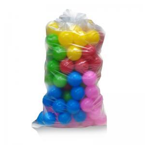 Комплект шариков для сухого бассейна 100 шт