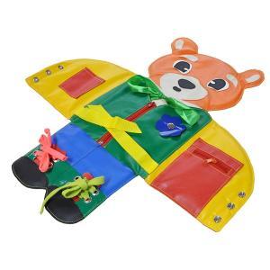 Дидактическая игрушка «Медвежонок» ДМФ-МК-01.95.13