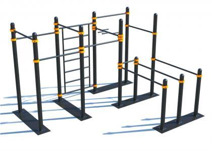 Мобильный спортивный комплекс СВС-107