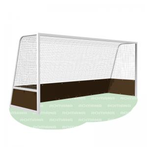 Ворота для хоккея на траве (сетка в комплекте) Romana 203.16.00