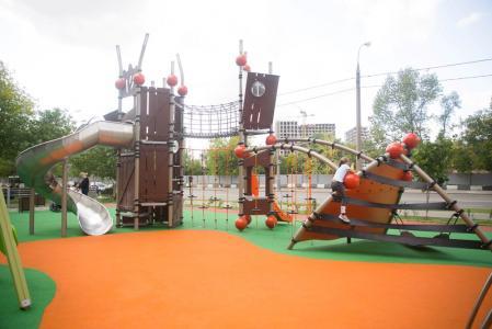 Игровой комплекс «Антигуа-6»