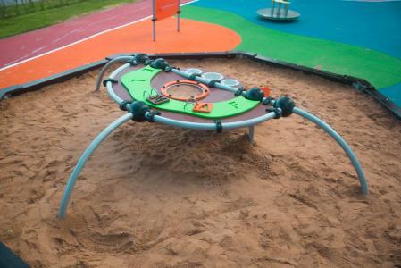 Игровое оборудование «Песочный стол»