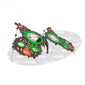 Игровой лаз «Бабочка»