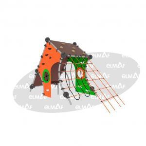 Игровой лаз «Игровой домик-1»