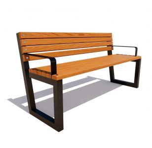 Скамейка с подлокотниками Ставрополь